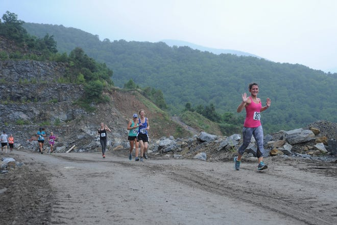 Over 300 runners are expected to participate in the Rock the Quarry Trail Challenge 5K and Kids Fun Run at Grove Stone & Sand Co. on Sept. 14. The annual race has raised more than $260,000 for Black Mountain Home for Children and Asheville Museum of Science since 2013.