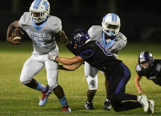High School Football Rockledge At Space Coast