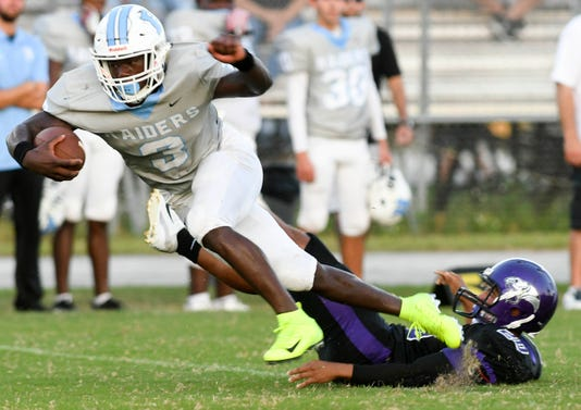 High School Football Rockledge At Space Coast