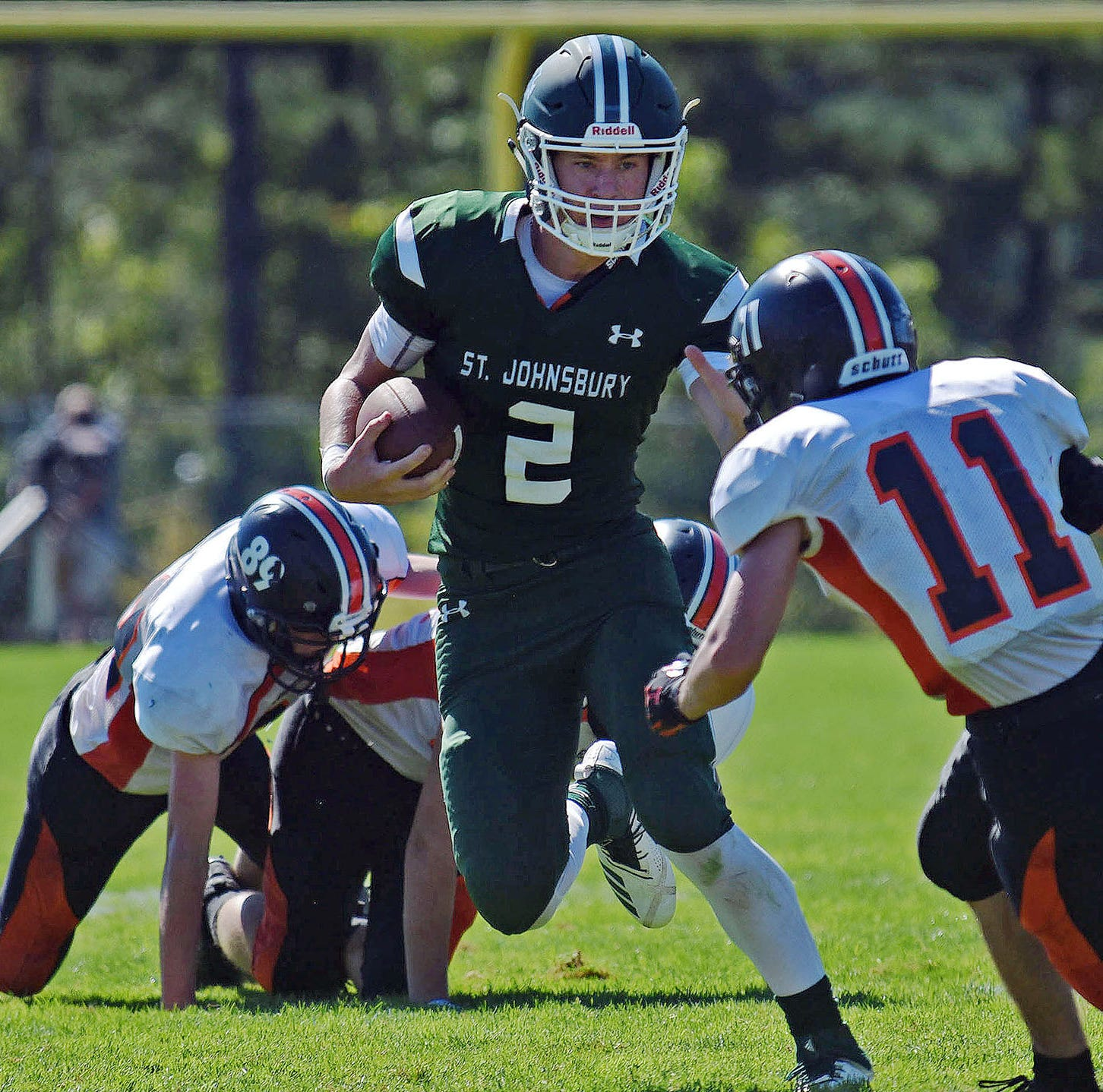 Vermont high school football: Week 3 power rankings
