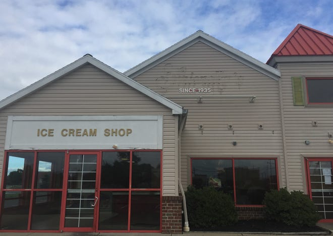 A Friendly's restaurant on Route 70 in Cherry Hill has closed.