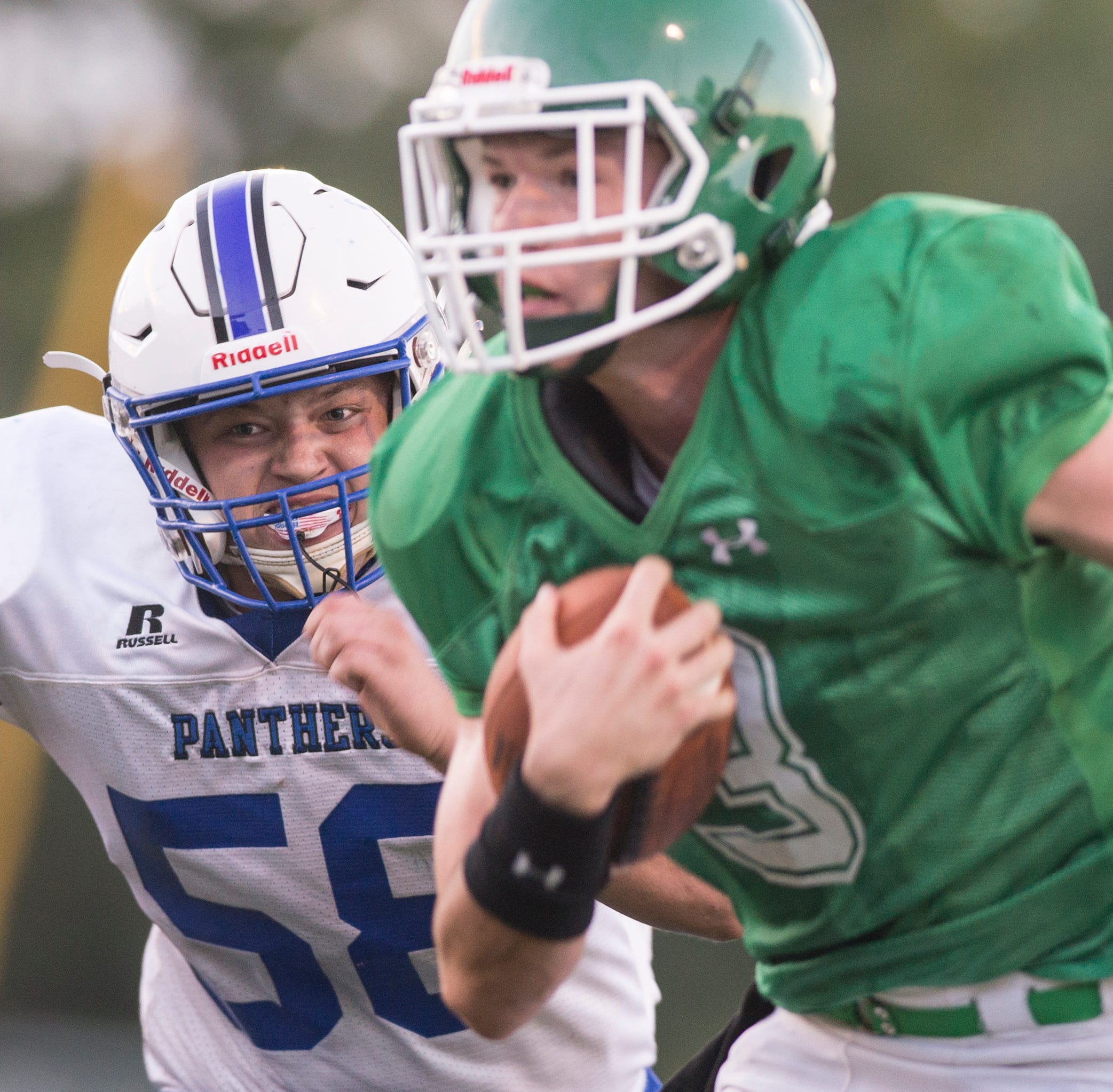 HS FOOTBALL: Four takeaways from Southeastern's 46-30 win over Huntington