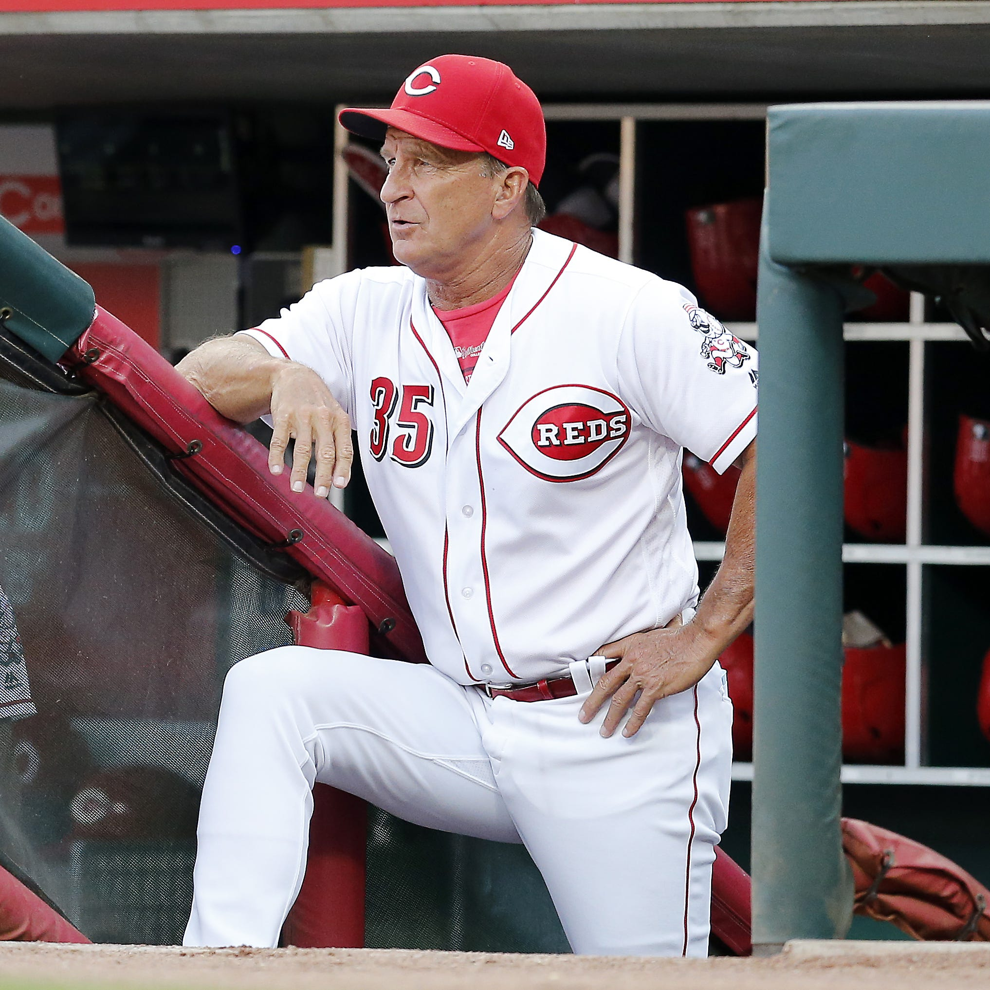 Jim Riggleman grateful for interim managerial job with Cincinnati Reds, hopes to remain manager