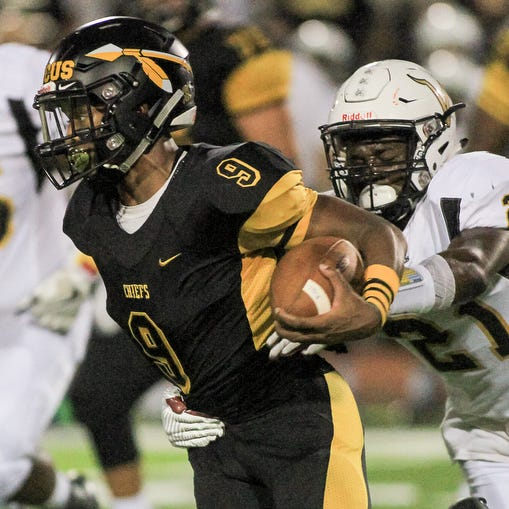 NJ football: Playoff games to watch, schedules across New Jersey in Week 10