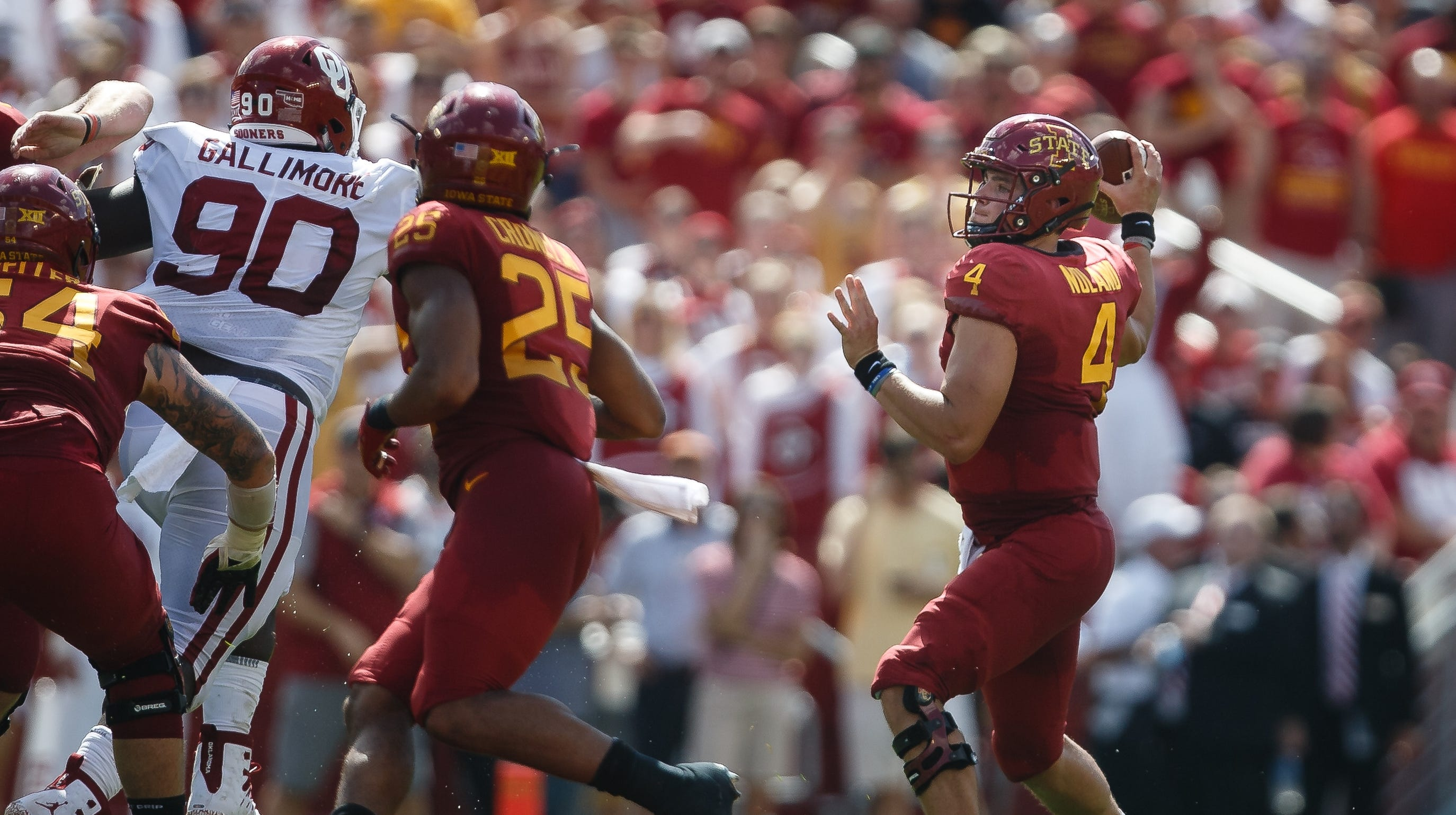 Peterson: Zeb and Hakeem is an Iowa State pitch-and-catch connection worth watching