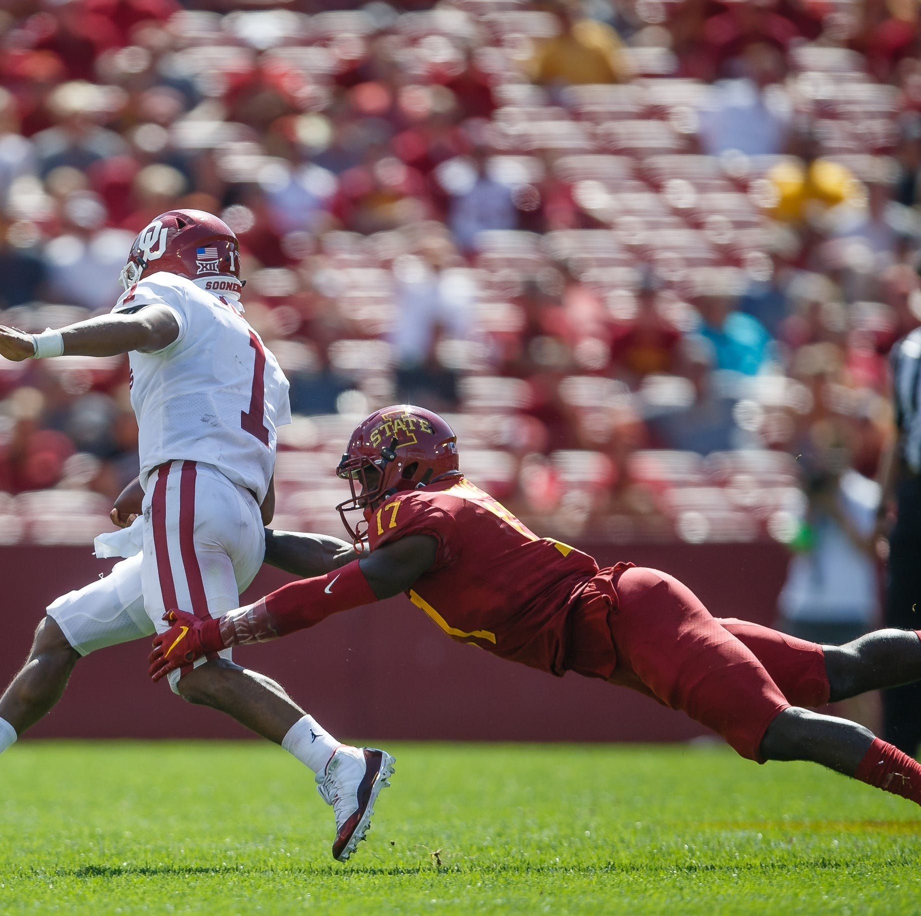 Peterson's Big 12 picks: Iowa State's nation-worst rushing game is about to improve significantly