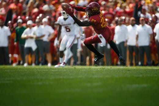 Iowa State football: Greg Eisworth quickly emerging as ...