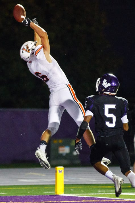 Iowa high school football rankings: West Des Moines Valley ...
