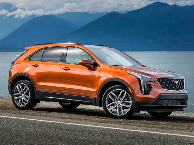 Right Cadillac at the right time: Cadillac XT4 SUV first drive