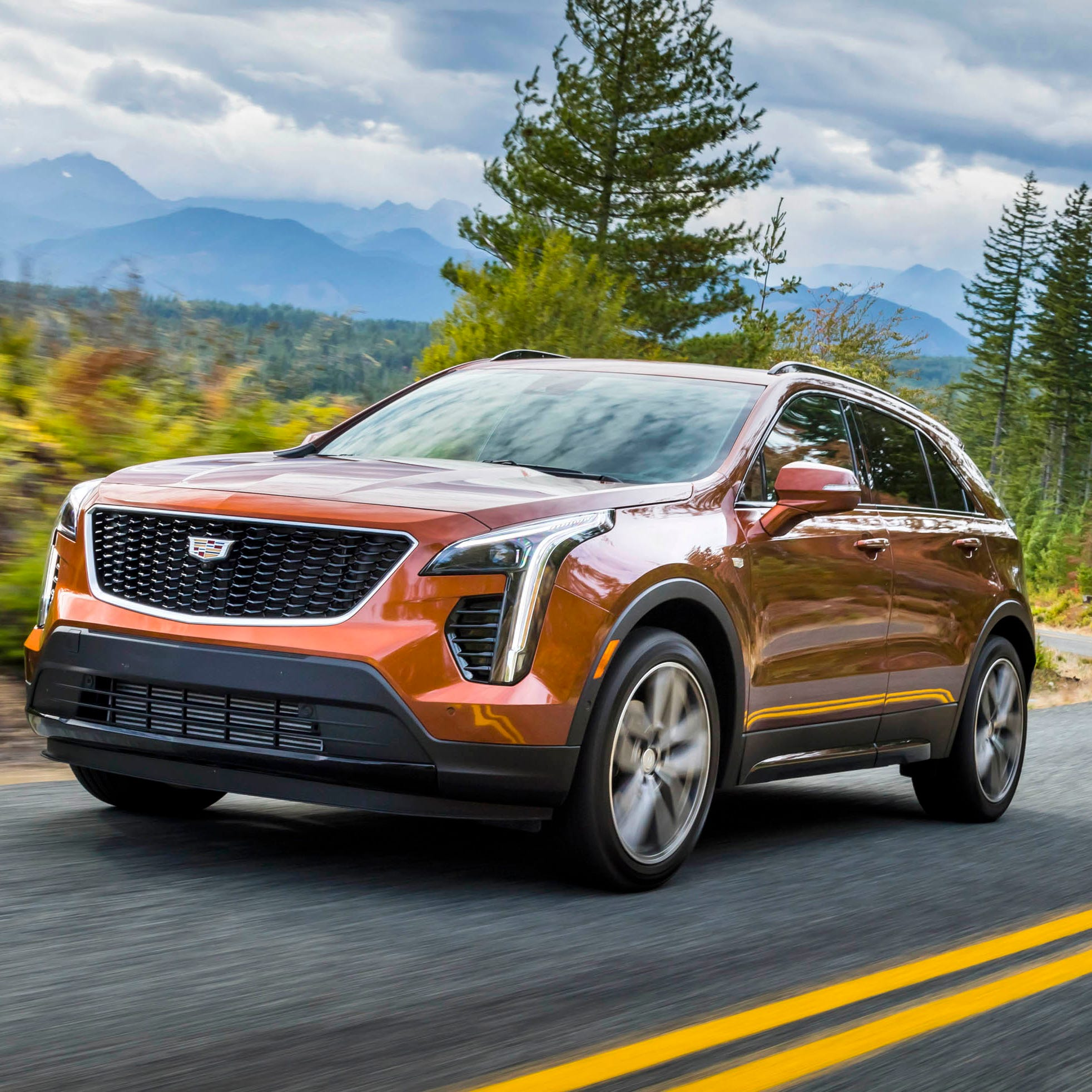 The right Cadillac at the right time: 2019 Cadillac XT4 SUV first drive