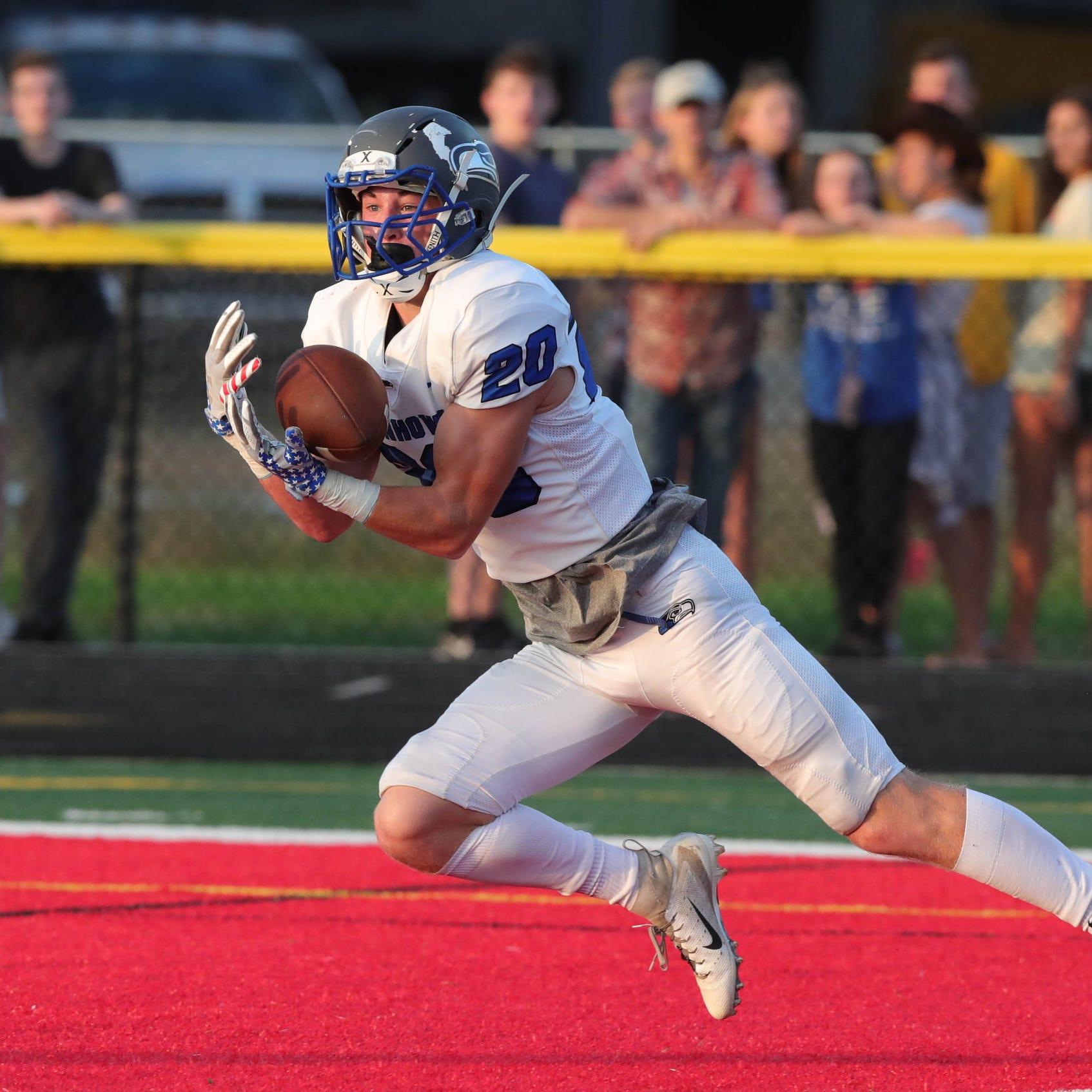 Michigan high school football: Live score updates for Week 5