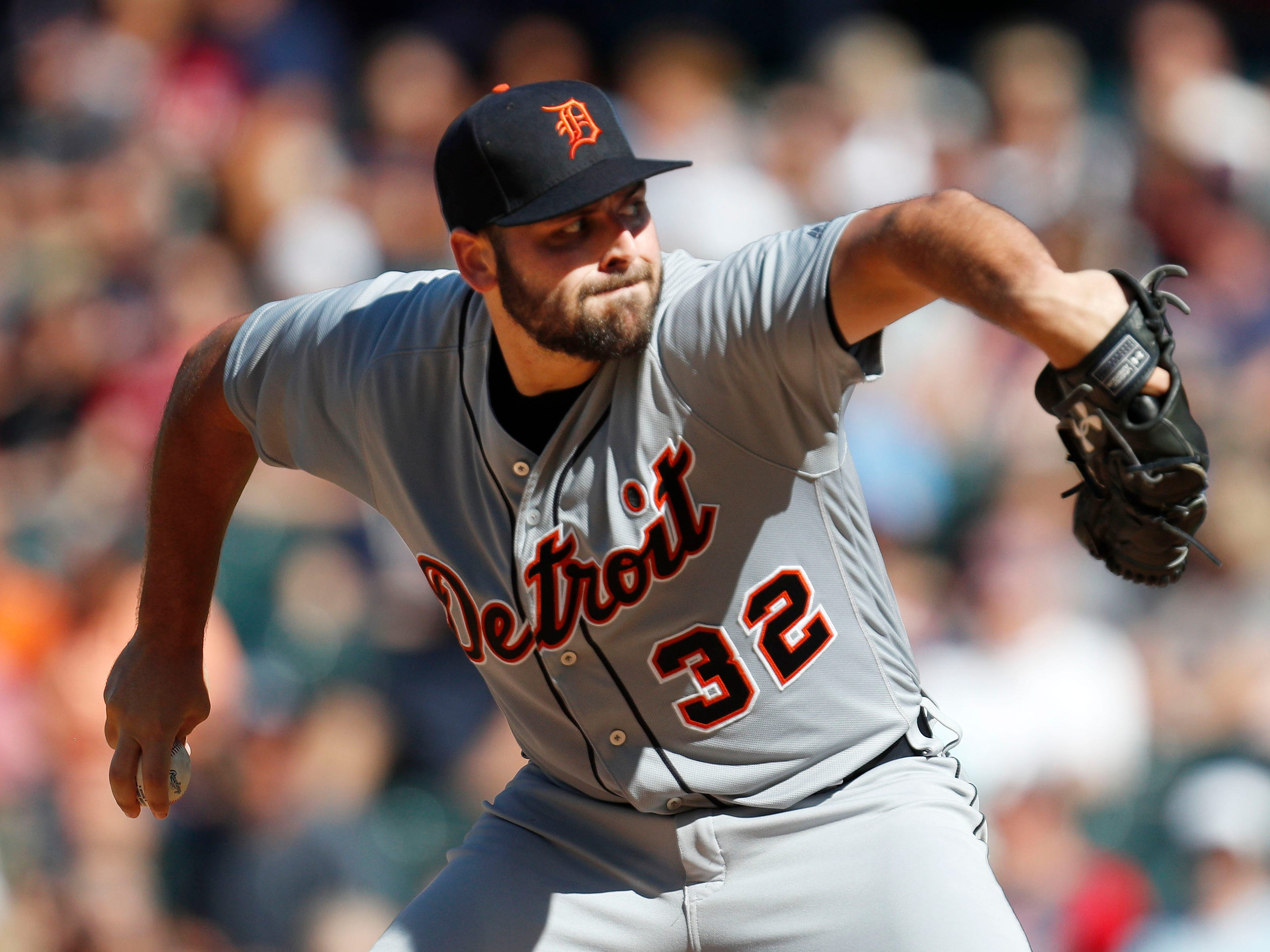 Starting rotation: 1. Michael Fulmer: The ace of the staff based on recent reputation, though his injury history is starting to pile up just as high.