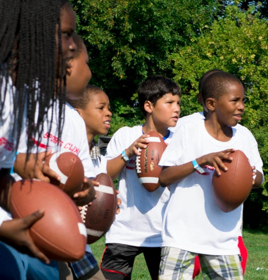 Football Clinic 9 Sw