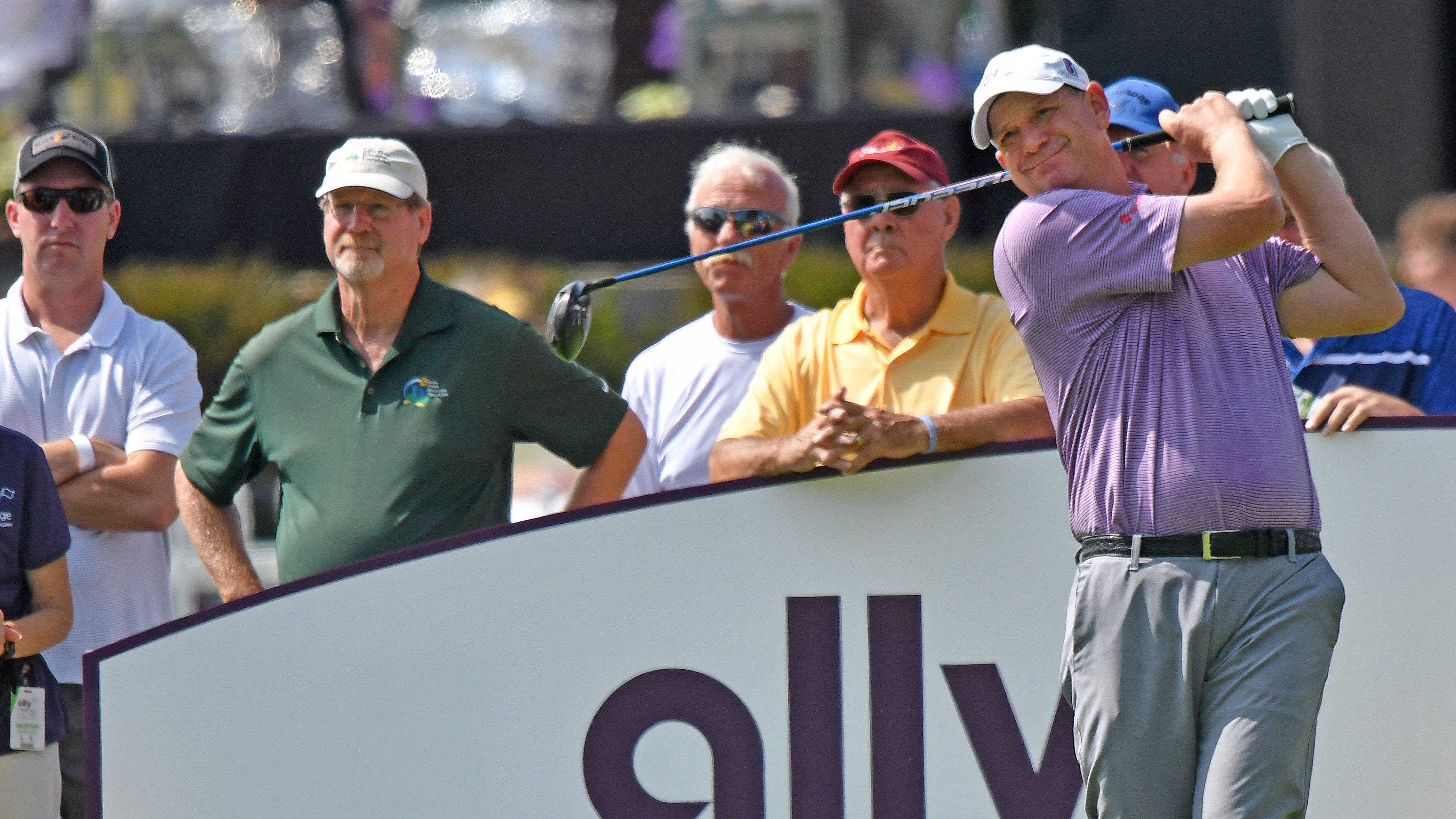 Tom Gillis on cusp of securing Champions Tour card for 2019