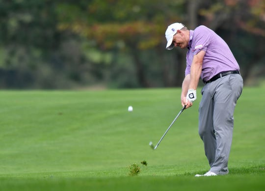 Lake Orion's Tom Gillis has played one Champions Tour tournament this season.