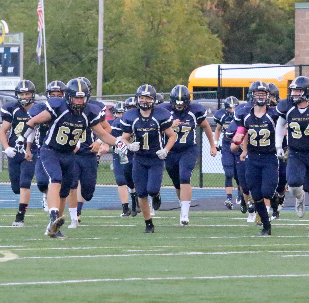Best in Upstate: 8-man football a thrilling option in a new high school world