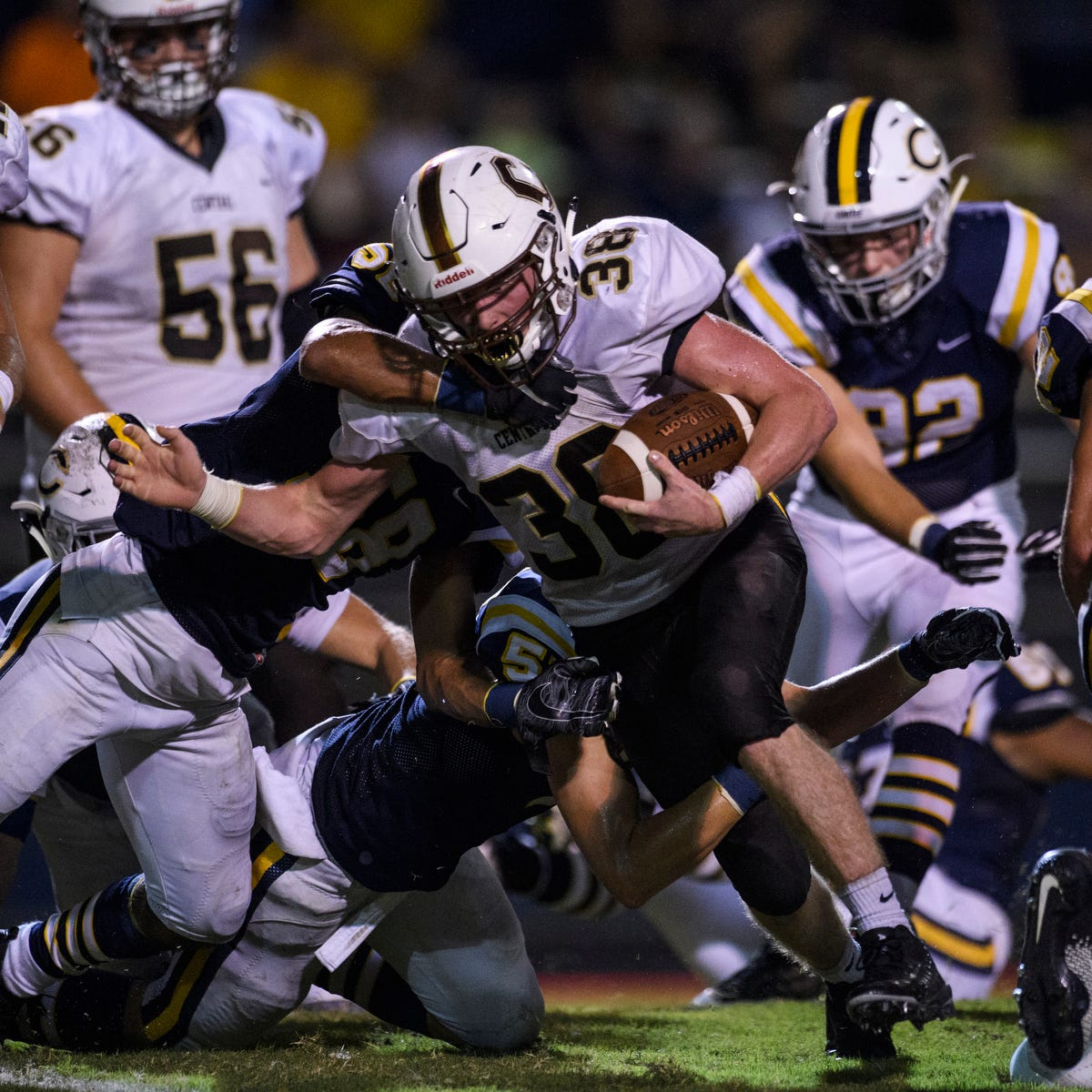 Live: Scores and updates from Week 5 of Evansville-area high school football games