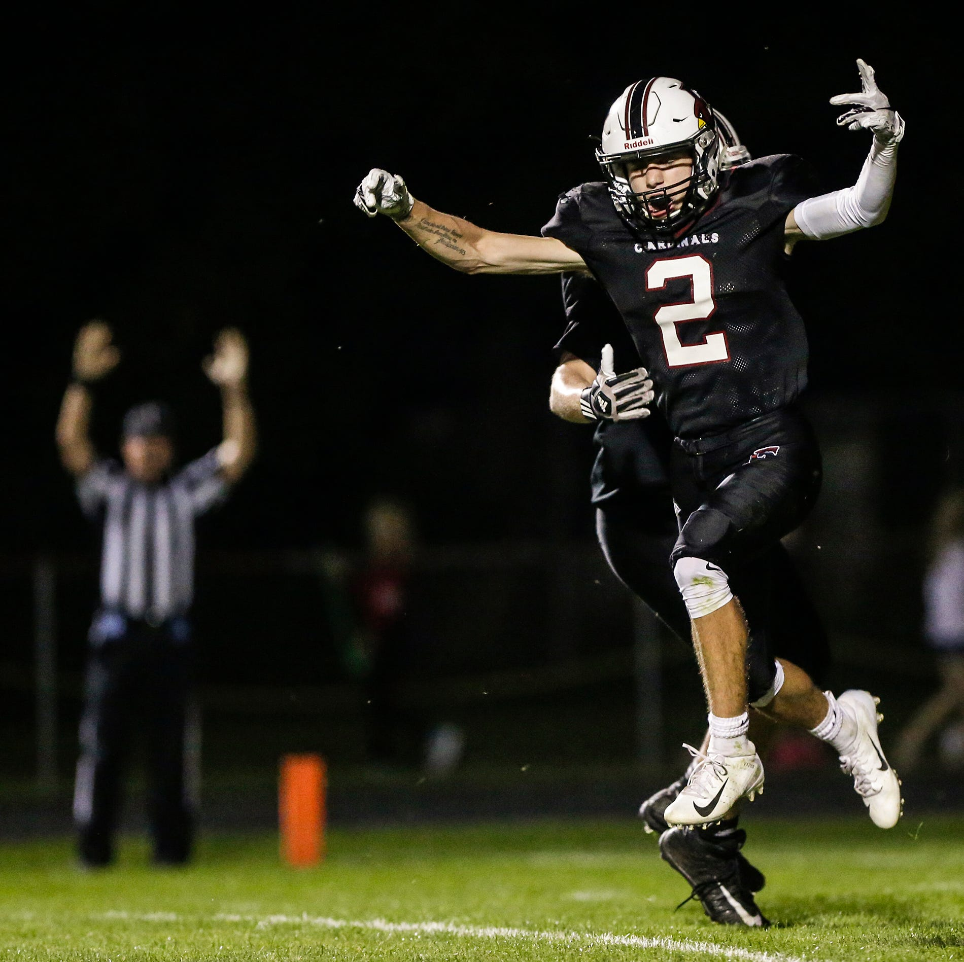 High school football: This week's AP state poll