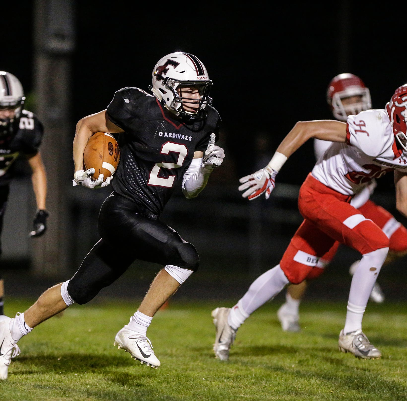 High school football: No. 1 Fond du Lac focuses on finishing strong