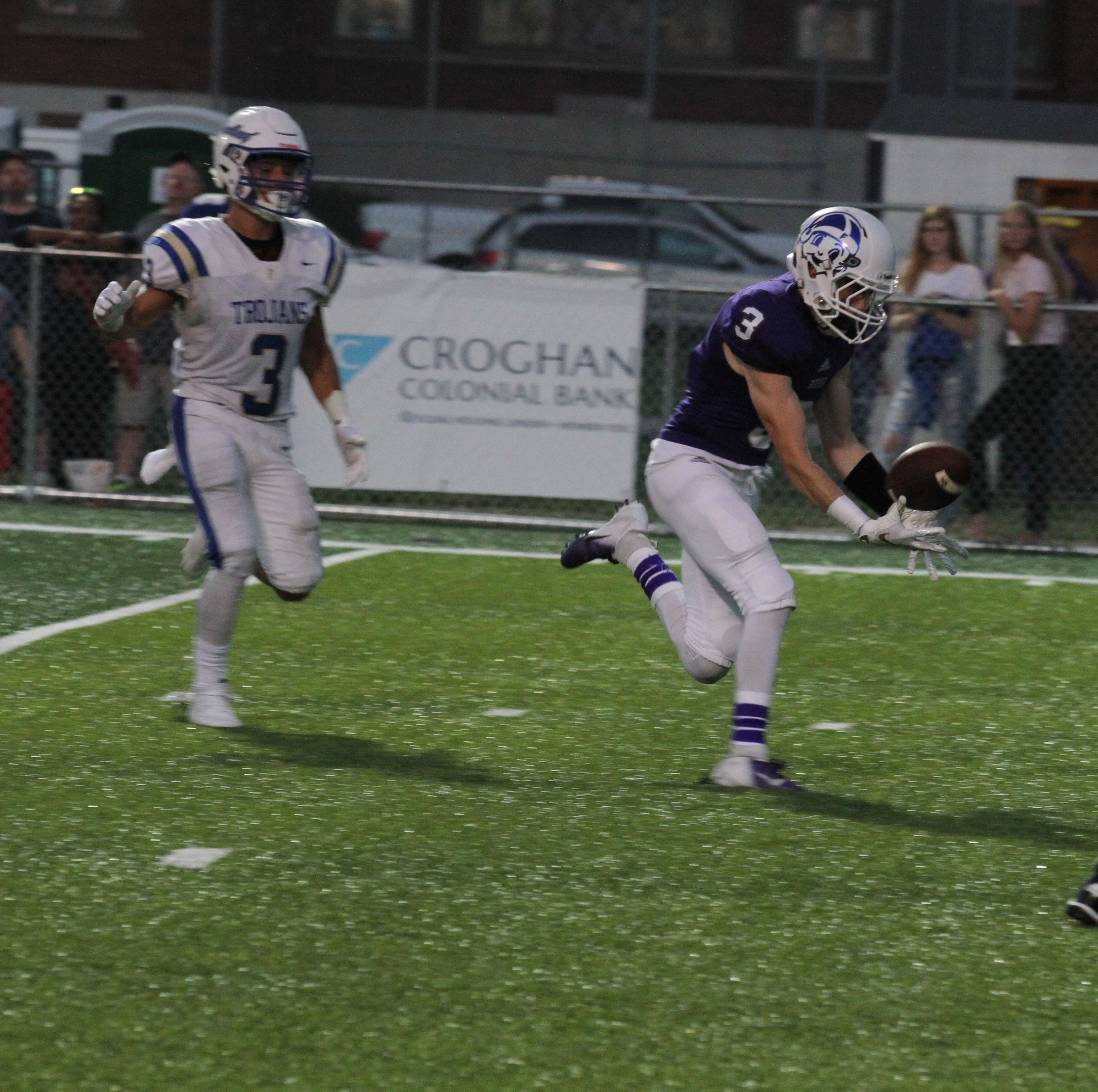 Ross digs several holes in comeback win over Findlay