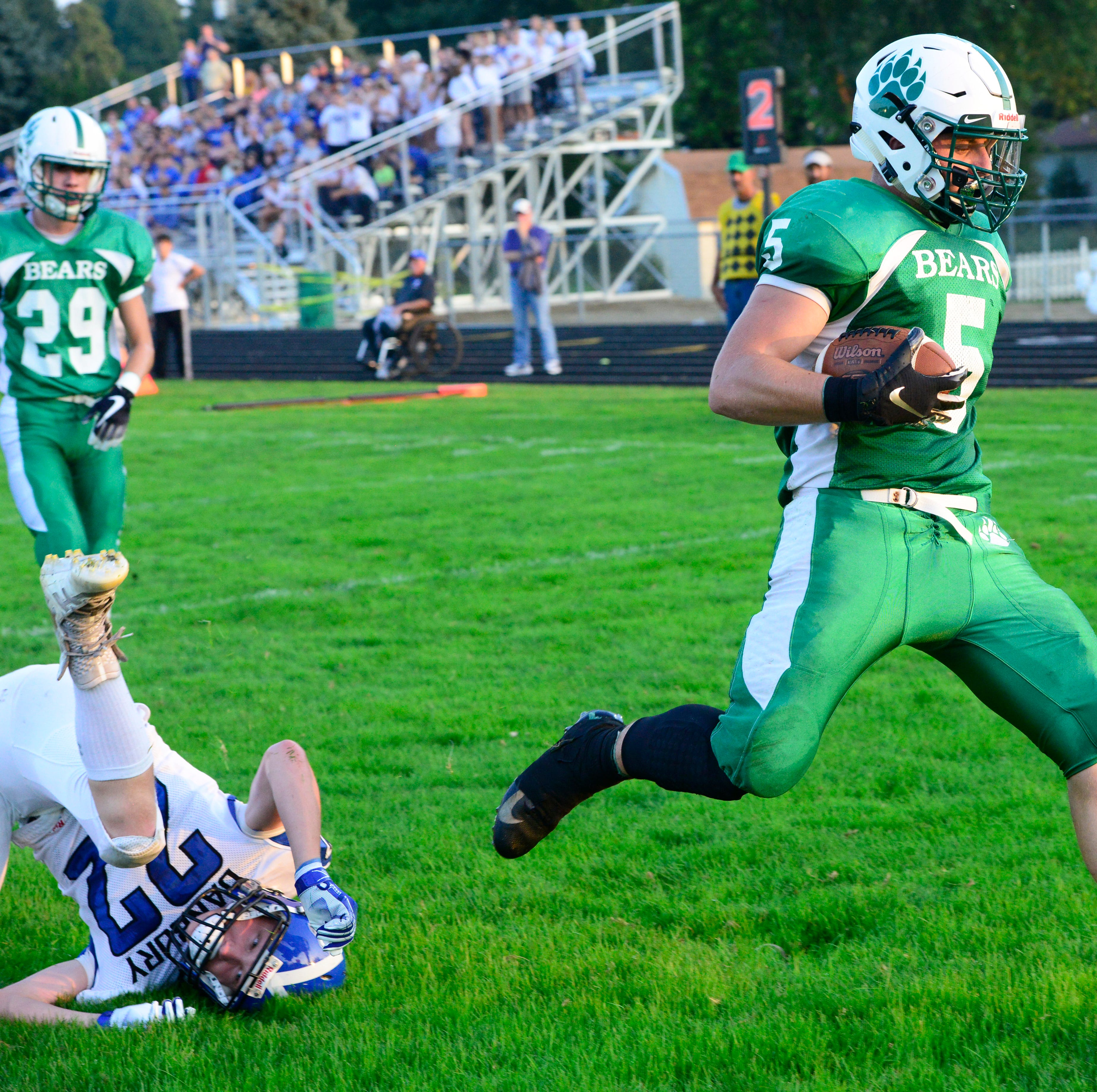 Football Roundup: Margaretta shuts out Danbury