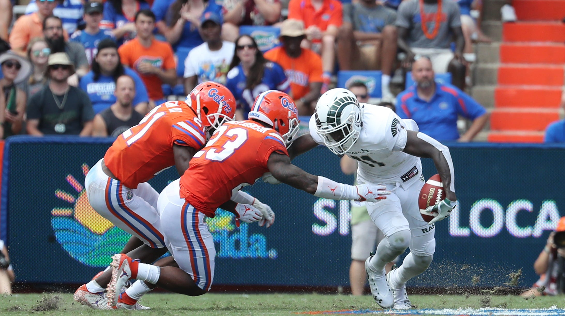 Opinion: Games in SEC territory a family reunion for CSU football program