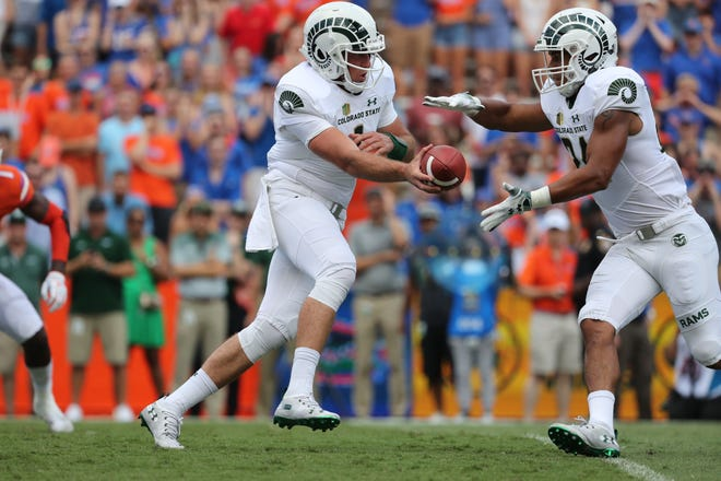 The CSU football team is one of the worst rushing teams in the nation so far. The Rams will look to change that Saturday against Illinois State.