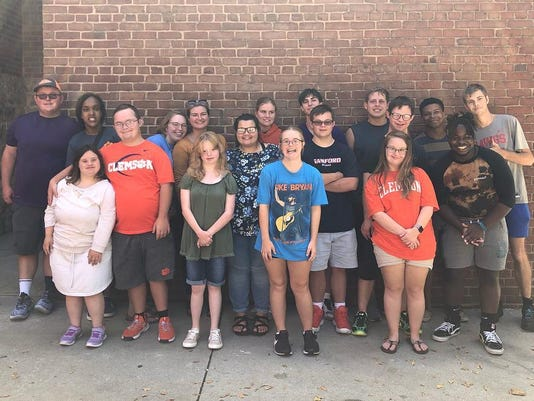 Students meet at Clemson