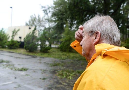 Hurricane Florence Nursing Home Power Recovery