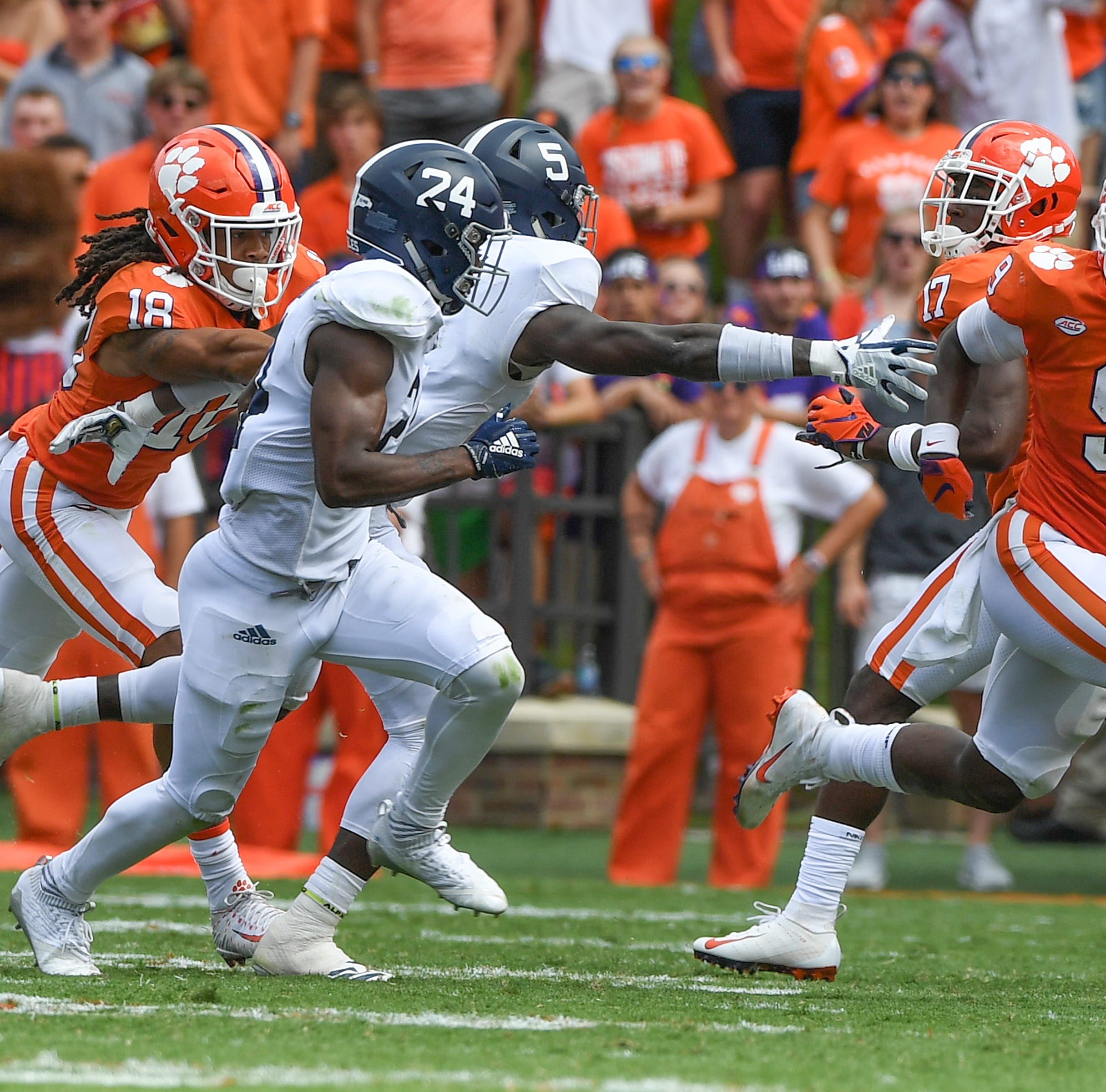 Clemson Football: Quarterbacks' even split, Etienne's day highlight under-the-radar stats