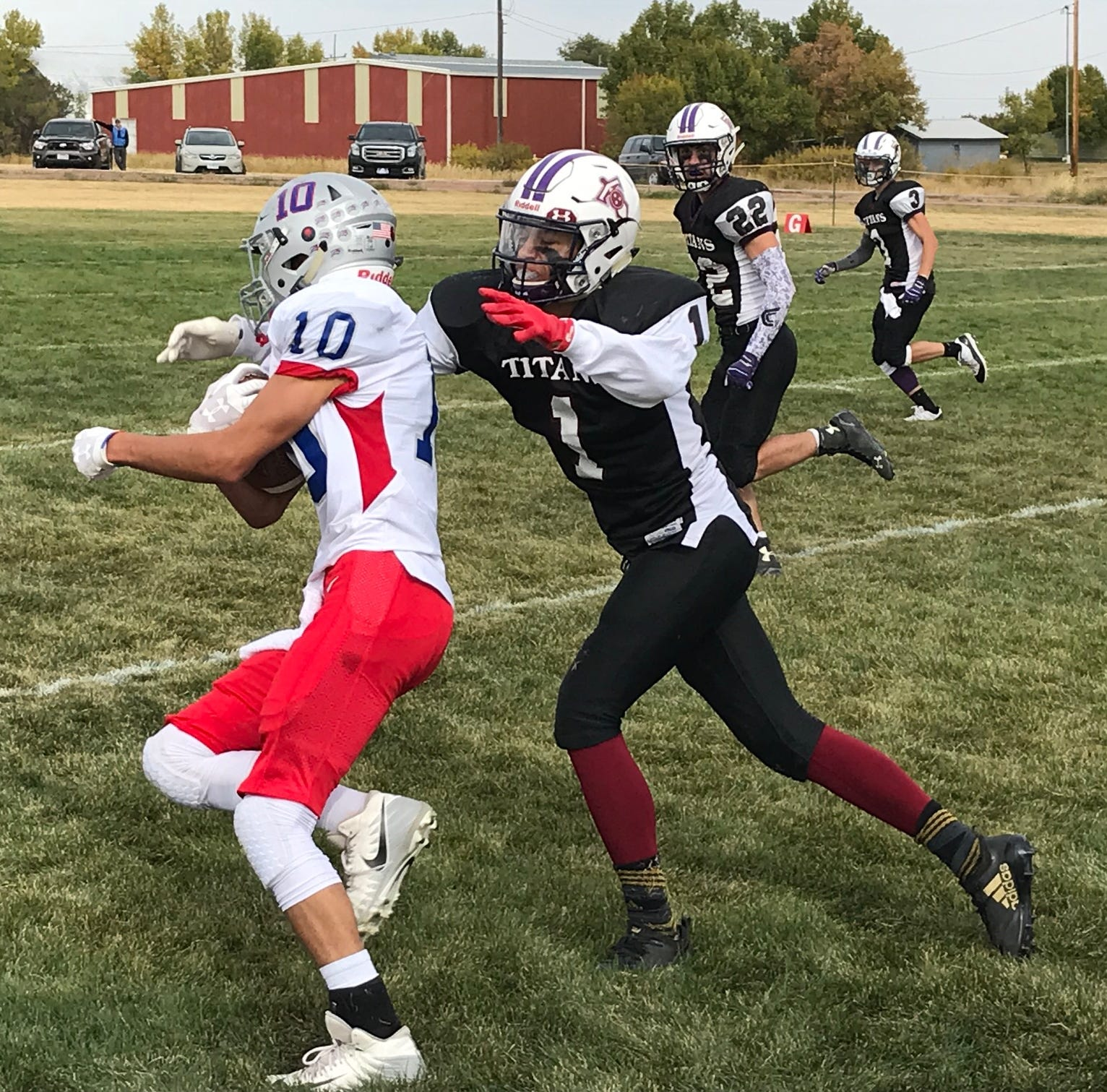 Live scoreboard: Football scores from around Montana (Sept. 21)