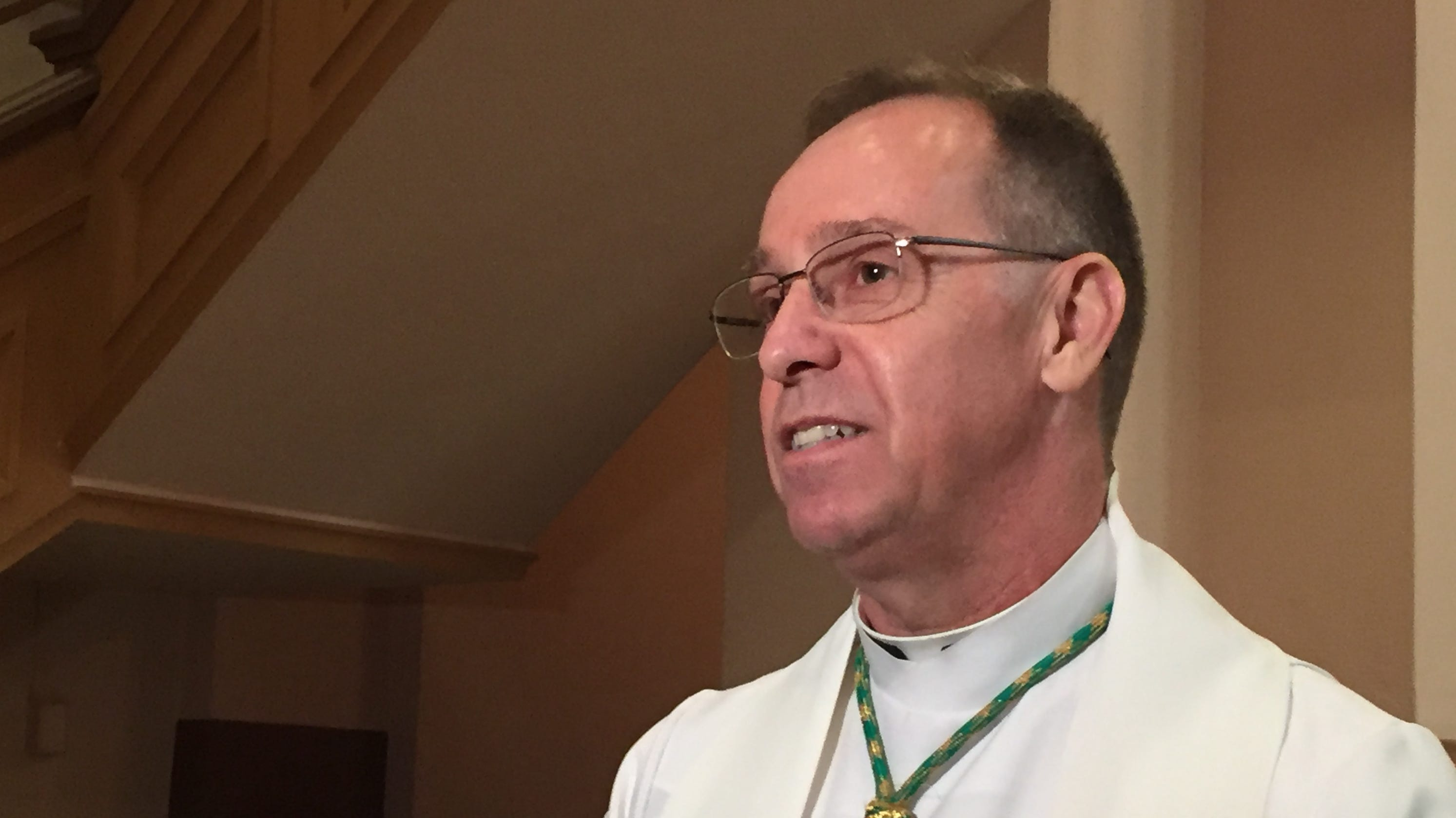Cathedral High fires gay teacher to stay in Indianapolis Archdiocese