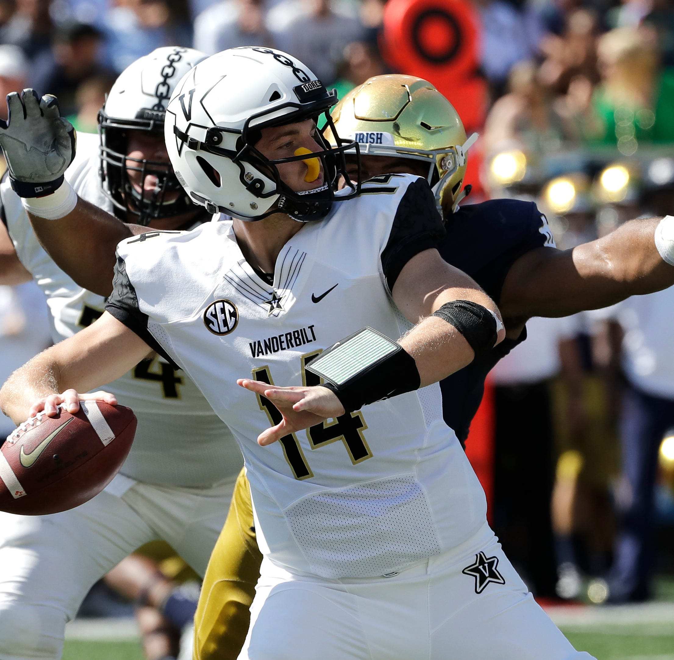 Predictions: Vanderbilt will snap losing streak to South Carolina