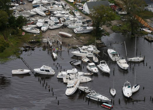 Hurricane Florence Live Frying Pan Ocean Cam Shows Storm