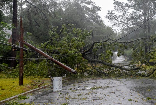 Watch Hurricane Florence Live Stream From Frying Pan Tower