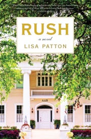 "Lisa Patton's novel ""Rush"""