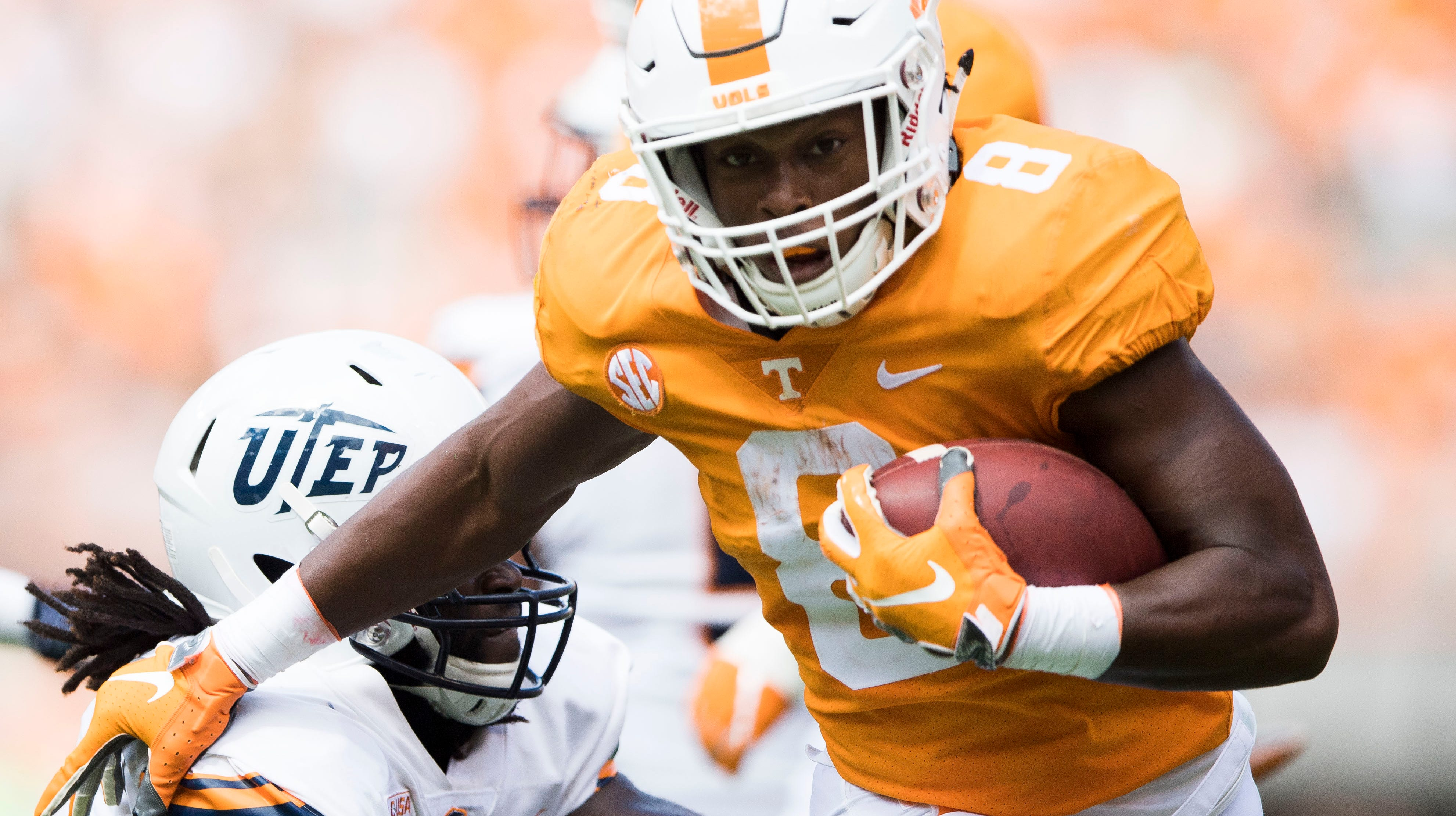 Vols-Gators means the season to Tennessee — and it means Neyland is back