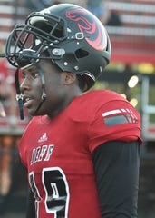 Lafayette Jeff defensive lineman Jalen Monrrow committed to the University of Cincinnati to continue his football career.