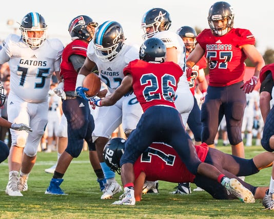 Ascension Episcopal Vs North Vermilion September 14 2018