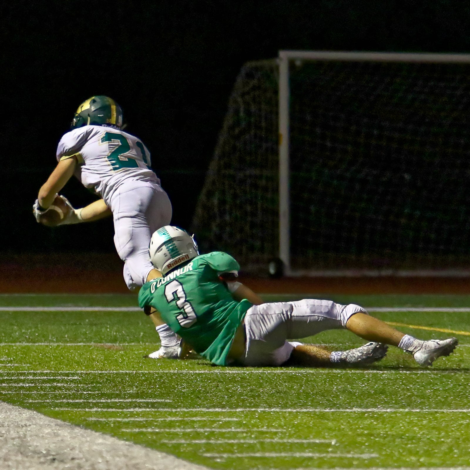 Howell fights back from 17-0 down to beat Novi