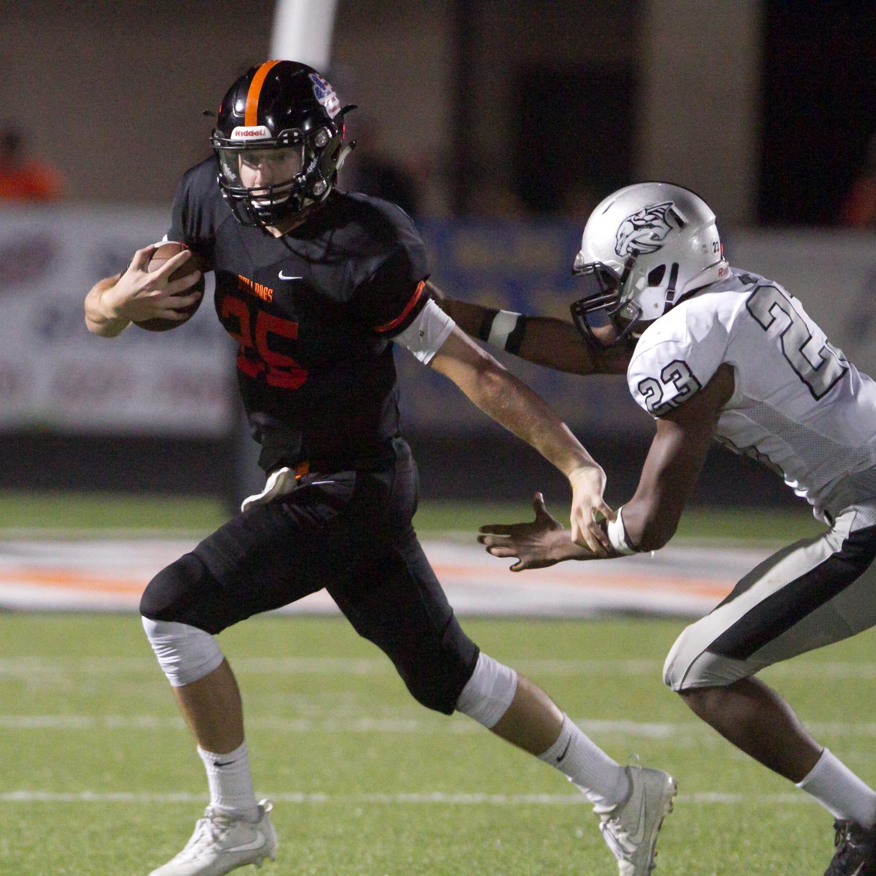 Livingston County high school football scores for Week 4