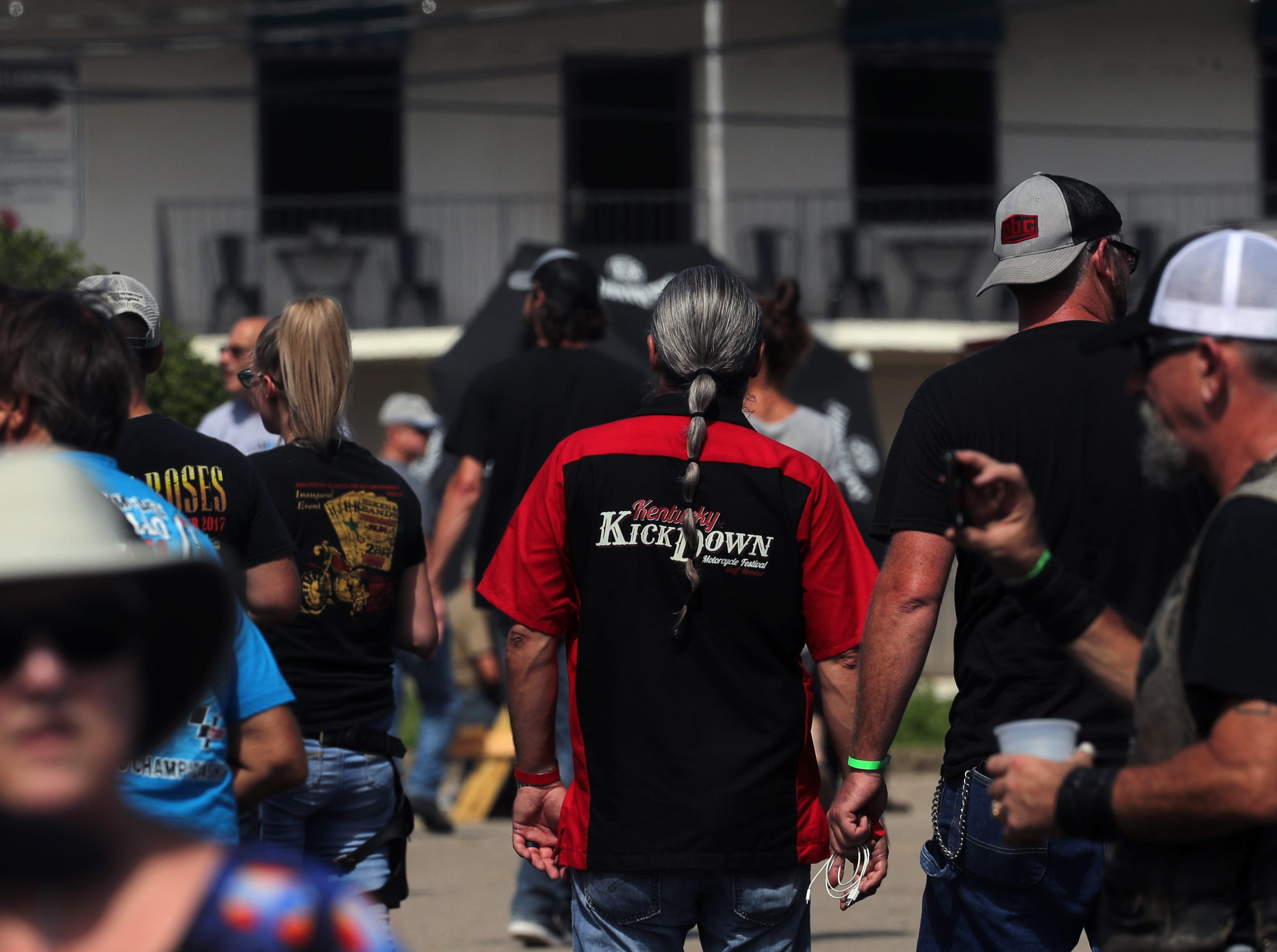 Scenes from the Kentucky Kick Down Festival.  