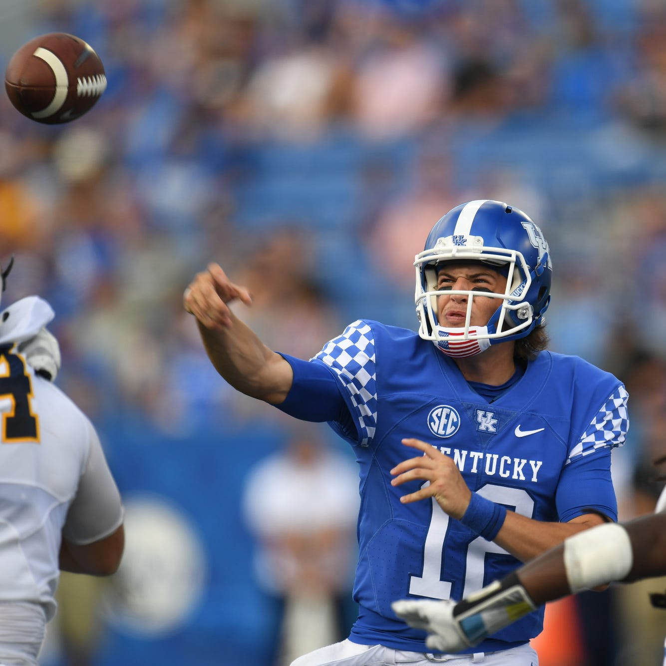 Kentucky football backup QB Gunnar Hoak transferring to Ohio State