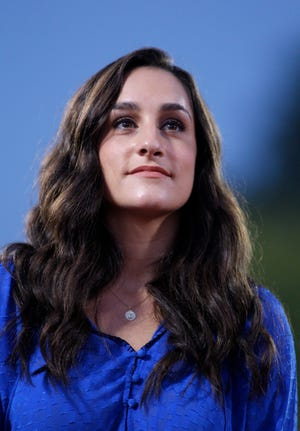 Olympic gold medal gymnast Jordyn Wieber will be the guest speaker at the Lansing State Journal Sports Awards on June 4 at the Wharton Center.