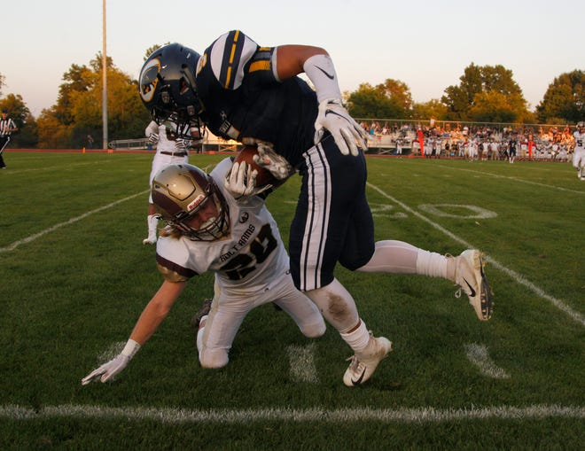 Schools such as DeWitt and Holt are now able to play high school football this fall if they choose.