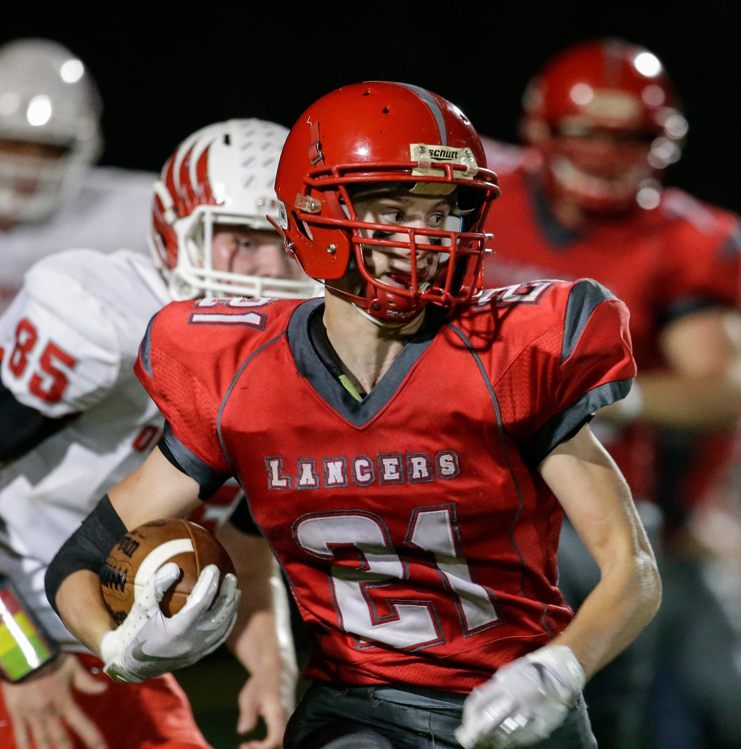 Top performers: Manitowoc Lutheran's Lischka tops list for second straight week