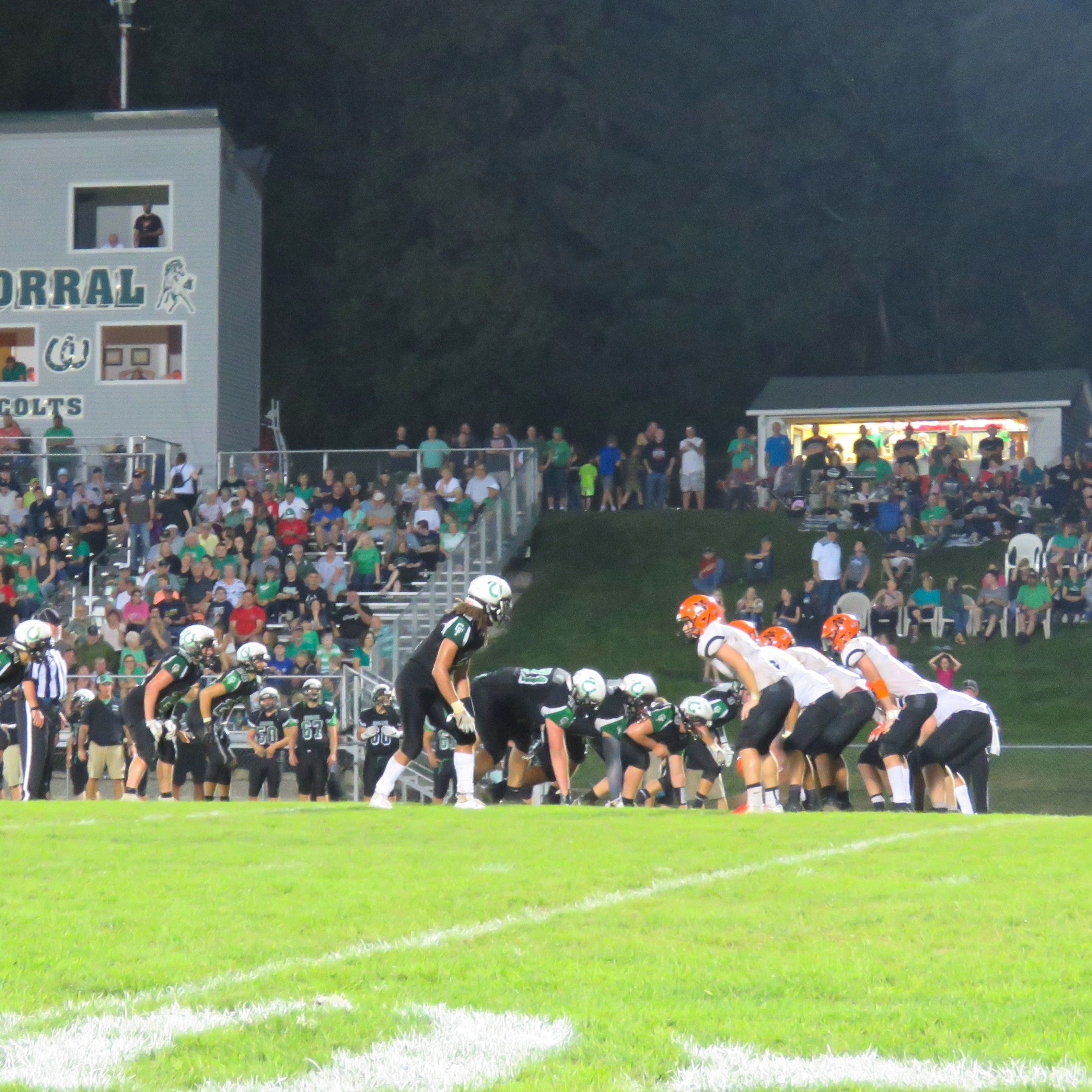 Clear Fork Colts impress in MOAC opening win over North Union