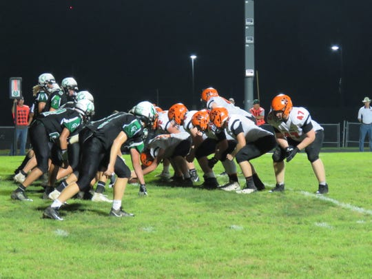 The Clear Fork Colts picked it up in the second half and ran away from North Union in a huge MOAC contest, winning 42-14 on Friday night at Clear Fork.