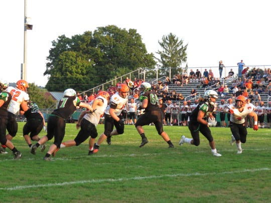 The Clear Fork Colts host River Valley for the beginning of a big three weeks.