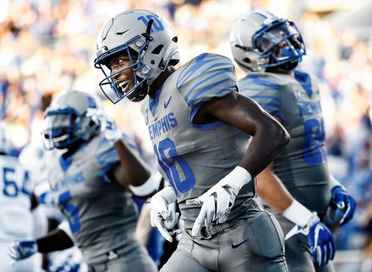 Tigers Georgia State Football